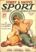 Sport Story Magazine (1923-1943 Street & Smith) Pulp Vol. 33 #6