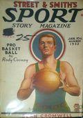 Sport Story Magazine (1923-1943 Street & Smith) Pulp Vol. 34 #1