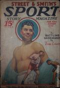 Sport Story Magazine (1923-1943 Street & Smith) Pulp Vol. 34 #3