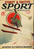 Sport Story Magazine (1923-1943 Street & Smith) Pulp Vol. 34 #4