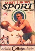 Sport Story Magazine (1923-1943 Street & Smith) Pulp Vol. 34 #5