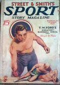 Sport Story Magazine (1923-1943 Street & Smith) Pulp Vol. 34 #6