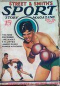 Sport Story Magazine (1923-1943 Street & Smith) Pulp Vol. 35 #2