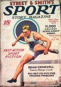 Sport Story Magazine (1923-1943 Street & Smith) Pulp Vol. 35 #4