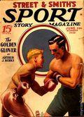 Sport Story Magazine (1923-1943 Street & Smith) Pulp Vol. 35 #6
