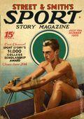 Sport Story Magazine (1923-1943 Street & Smith) Pulp Vol. 36 #1