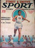 Sport Story Magazine (1923-1943 Street & Smith) Pulp Vol. 36 #2