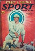 Sport Story Magazine (1923-1943 Street & Smith) Pulp Vol. 36 #3