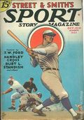 Sport Story Magazine (1923-1943 Street & Smith) Pulp Vol. 37 #1
