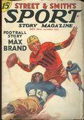 Sport Story Magazine (1923-1943 Street & Smith) Pulp Vol. 37 #2