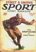Sport Story Magazine (1923-1943 Street & Smith) Pulp Vol. 37 #4