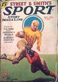 Sport Story Magazine (1923-1943 Street & Smith) Pulp Vol. 37 #5