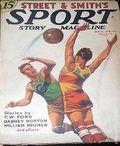 Sport Story Magazine (1923-1943 Street & Smith) Pulp Vol. 37 #6