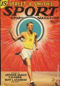 Sport Story Magazine (1923-1943 Street & Smith) Pulp Vol. 38 #3