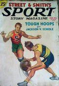 Sport Story Magazine (1923-1943 Street & Smith) Pulp Vol. 38 #6