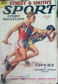 Sport Story Magazine (1923-1943 Street & Smith) Pulp Vol. 39 #4