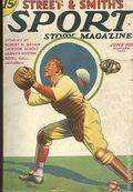 Sport Story Magazine (1923-1943 Street & Smith) Pulp Vol. 39 #5