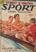 Sport Story Magazine (1923-1943 Street & Smith) Pulp Vol. 39 #6