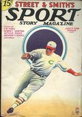 Sport Story Magazine (1923-1943 Street & Smith) Pulp Vol. 40 #1