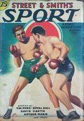 Sport Story Magazine (1923-1943 Street & Smith) Pulp Vol. 40 #3