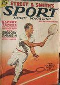 Sport Story Magazine (1923-1943 Street & Smith) Pulp Vol. 40 #4
