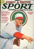 Sport Story Magazine (1923-1943 Street & Smith) Pulp Vol. 40 #5