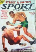 Sport Story Magazine (1923-1943 Street & Smith) Pulp Vol. 40 #6