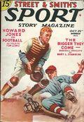 Sport Story Magazine (1923-1943 Street & Smith) Pulp Vol. 41 #2