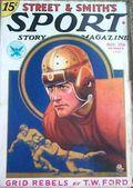 Sport Story Magazine (1923-1943 Street & Smith) Pulp Vol. 41 #3