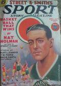 Sport Story Magazine (1923-1943 Street & Smith) Pulp Vol. 41 #5
