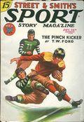 Sport Story Magazine (1923-1943 Street & Smith) Pulp Vol. 41 #6