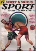 Sport Story Magazine (1923-1943 Street & Smith) Pulp Vol. 42 #1