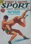 Sport Story Magazine (1923-1943 Street & Smith) Pulp Vol. 42 #4