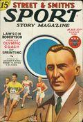 Sport Story Magazine (1923-1943 Street & Smith) Pulp Vol. 42 #5