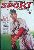 Sport Story Magazine (1923-1943 Street & Smith) Pulp Vol. 43 #4