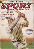 Sport Story Magazine (1923-1943 Street & Smith) Pulp Vol. 44 #2