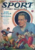 Sport Story Magazine (1923-1943 Street & Smith) Pulp Vol. 45 #1
