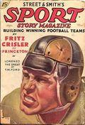 Sport Story Magazine (1923-1943 Street & Smith) Pulp Vol. 45 #4