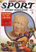 Sport Story Magazine (1923-1943 Street & Smith) Pulp Vol. 45 #5