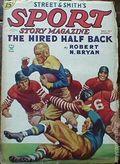 Sport Story Magazine (1923-1943 Street & Smith) Pulp Vol. 45 #6
