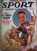 Sport Story Magazine (1923-1943 Street & Smith) Pulp Vol. 46 #1