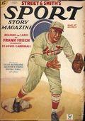 Sport Story Magazine (1923-1943 Street & Smith) Pulp Vol. 47 #3