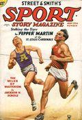 Sport Story Magazine (1923-1943 Street & Smith) Pulp Vol. 47 #4