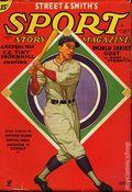 Sport Story Magazine (1923-1943 Street & Smith) Pulp Vol. 49 #2