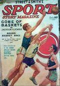 Sport Story Magazine (1923-1943 Street & Smith) Pulp Vol. 50 #2