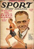 Sport Story Magazine (1923-1943 Street & Smith) Pulp Vol. 50 #3