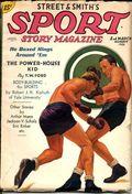 Sport Story Magazine (1923-1943 Street & Smith) Pulp Vol. 50 #6
