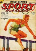 Sport Story Magazine (1923-1943 Street & Smith) Pulp Vol. 52 #4