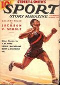 Sport Story Magazine (1923-1943 Street & Smith) Pulp Vol. 54 #5