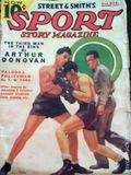 Sport Story Magazine (1923-1943 Street & Smith) Pulp Vol. 54 #6